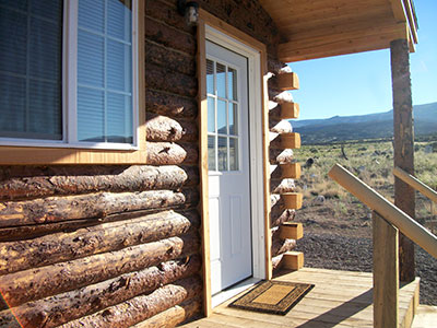 The Mill Cabins and Lodge at Thousand Lake Mountain: Home